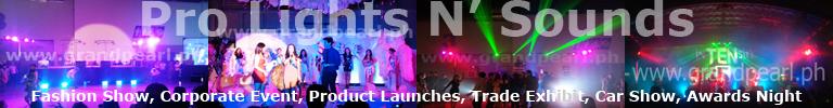 Corporate Event Supplier,Professional Lights and Sounds,Pro Sounds and Lights,Sounds and Lights Metro Manila Philippines, Quezon City,makati,manila,pasig,pasay,marikina,san juan,sta.mesa,pateros,taguig